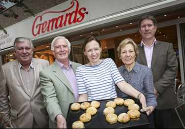 Oldest family bakers in Wales celebrates shop anniversary