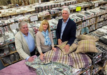 Five star success for top fabric firm Simon Boyd