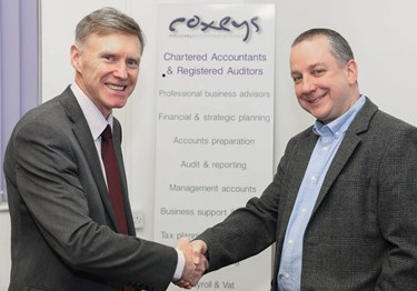 Chester merger adds up to expansion for accountants